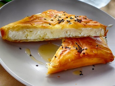 Tyropita, Greek cheese pie