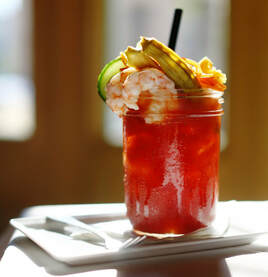 Creole Mary at La Petite Grocery, New Orleans, USA